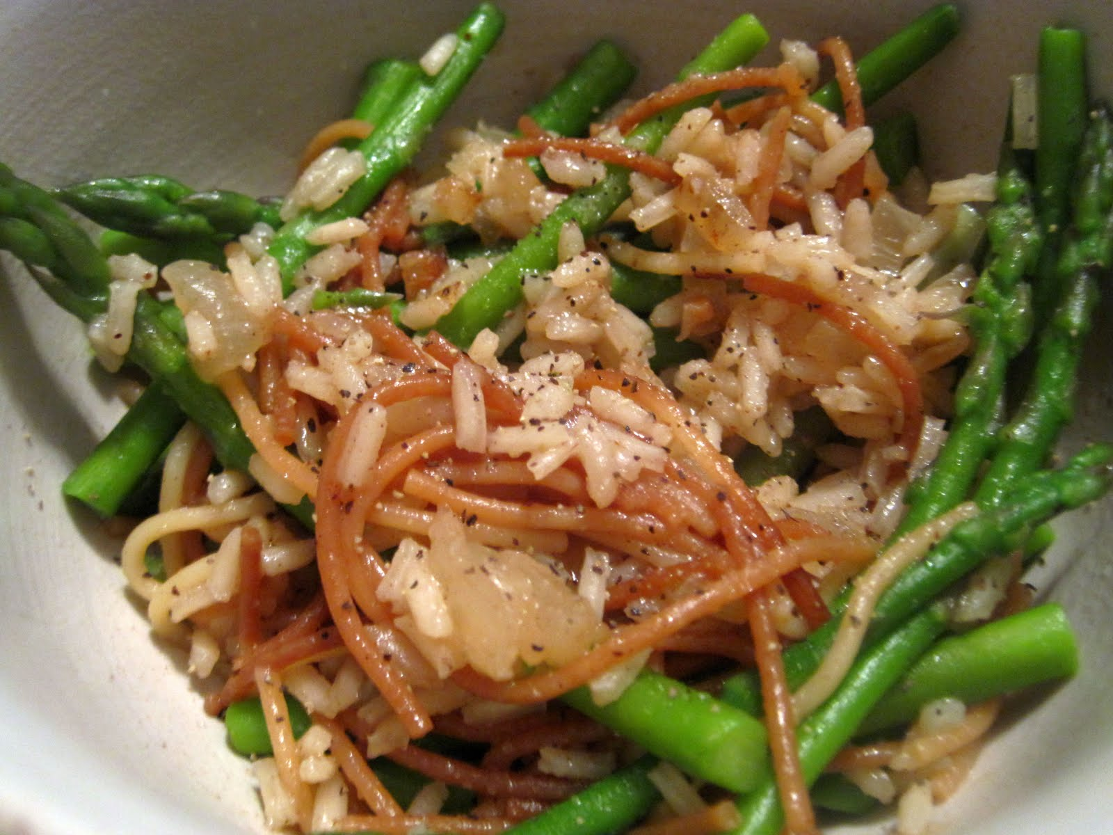 Skillet Chicken With Homemade Rice-a-Roni And Green Beans Recipe ...