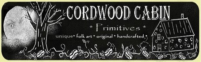 Cordwood Cabin Primitives