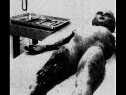 THE ROSWELL' FOOTAGE