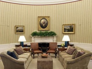 Barrie Briggs Spang Oval Office Redux