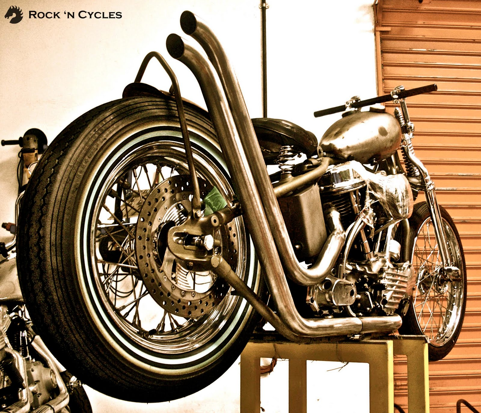 Rock n Cycles  January 2011