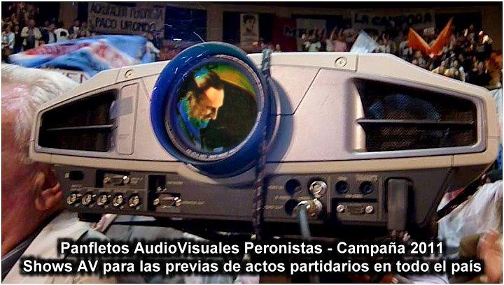 Somos los AudioVisualeros Peronistas