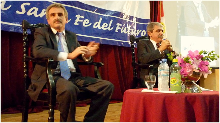 Agustín y Aníbal