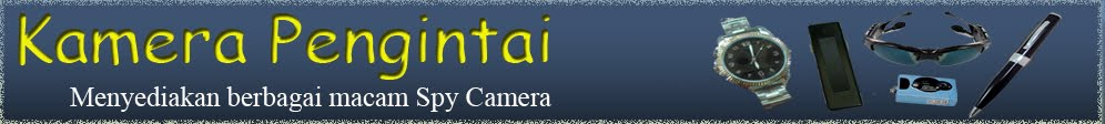 kamera pengintai