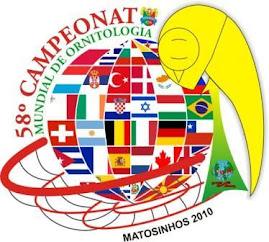 Campeonato Mundial de Ornitologia 2010 em Portugal: