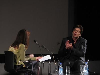 benicio del toro young. with Benicio del Toro.