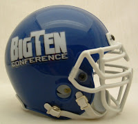 Big Ten helmet