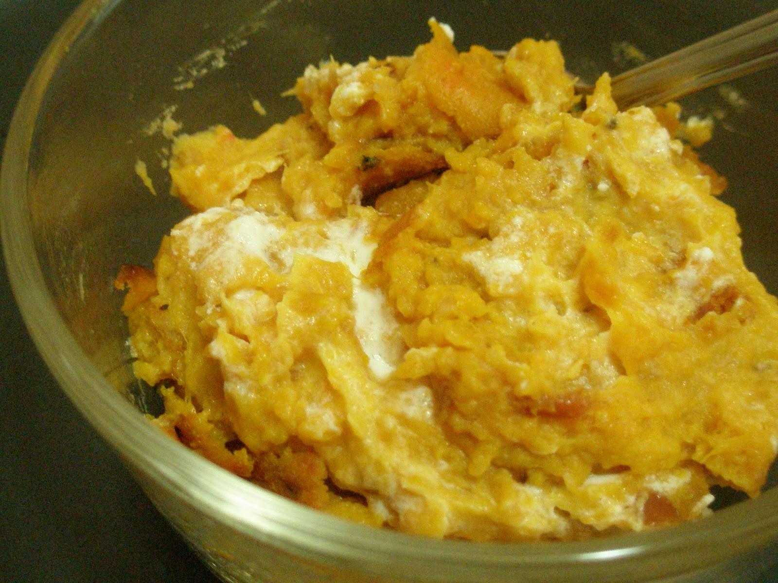 Craving Sustenance: Sweet Potato Spoon Bread