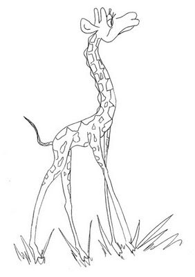 riscos girafa