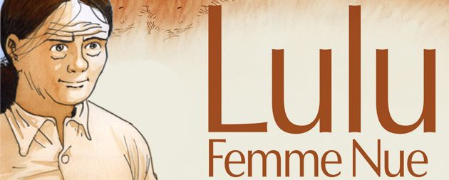 Lulu femme nue, second livre