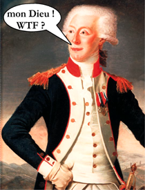 Marquis de Lafayette