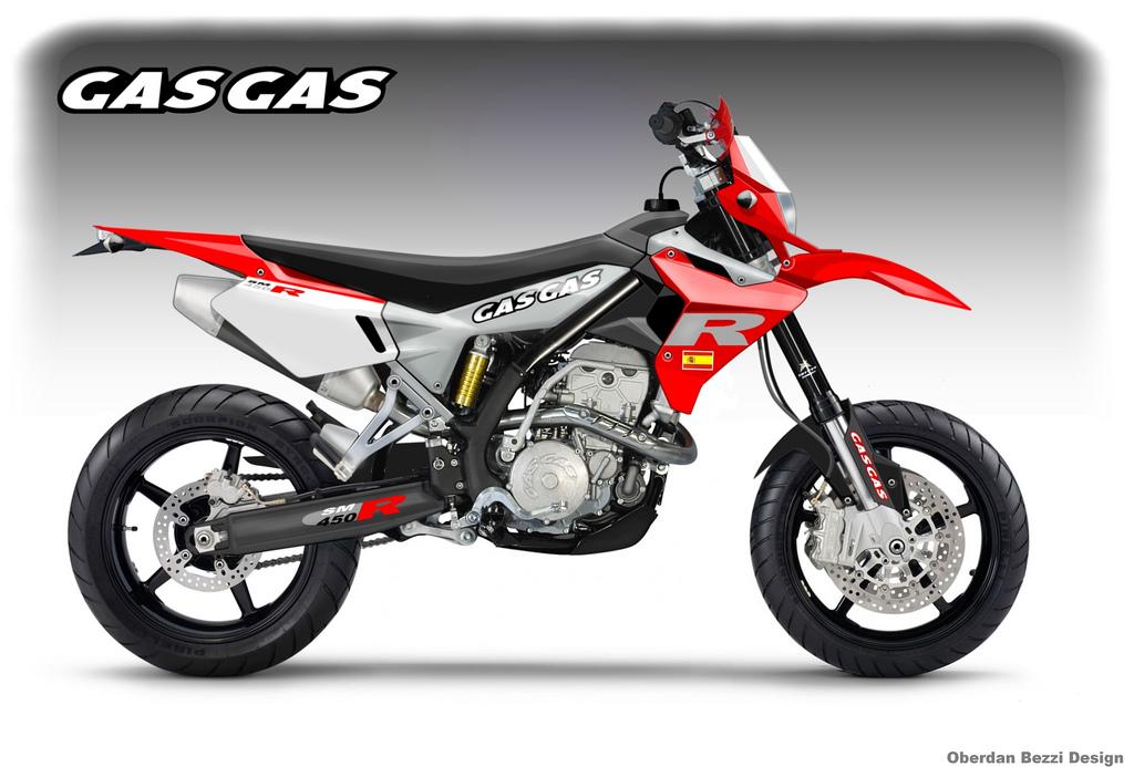 GASGASSM450RHalley2011
