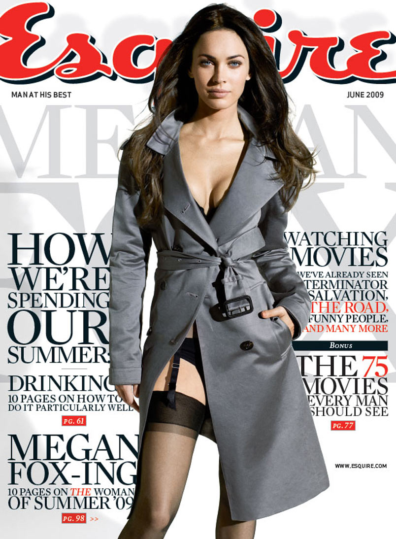 Megan Fox Magazine