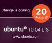 Ubuntu web button
