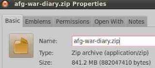 Afghan us war 2004-2010 documents zip file
