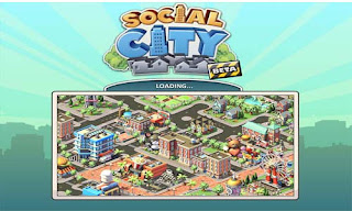 Social City Facebook Game