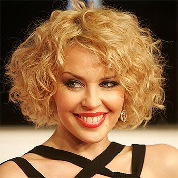 funky hairstyle pictures. 2007 Funky blonde Hairstyles With Big Wavy Curls