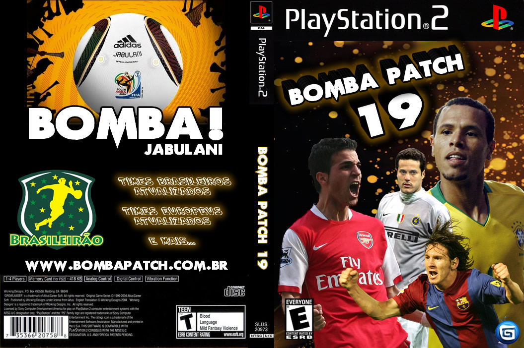 BOMBA PATCH 19