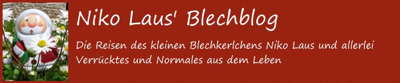 Niko Laus' Blechblog