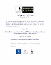 Encuentro literario entre Puerto Real y Jerez de la Frontera