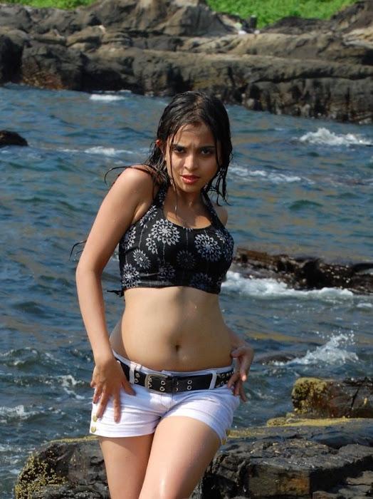 youngsheena shahabadi ings in short bikini hot images