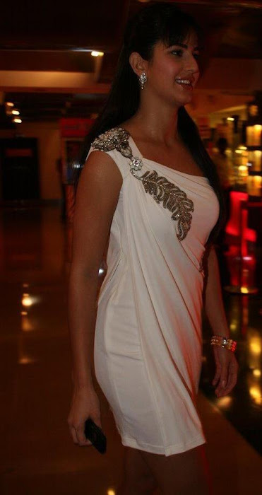 bollywood katrina kaif beautiful in stylish white dress photo gallery