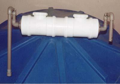 Filtro canister Caseiro para aquário passo a passo. Filtrotinspecao5