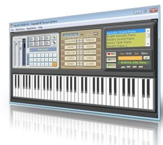 PianoFX Studio 4.0 (Keyboard Piano 4.0)