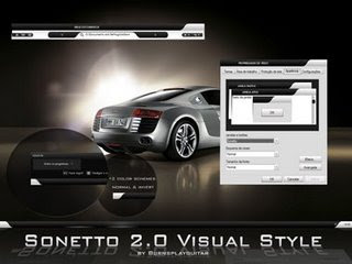 Sonetto 2.0 Visual Style