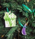 Printable Christmas Cookie Ornaments