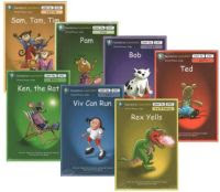 Decodable Reading Books
