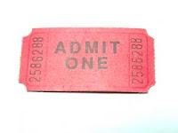 raffle ticket photo courtesy of Avolore
