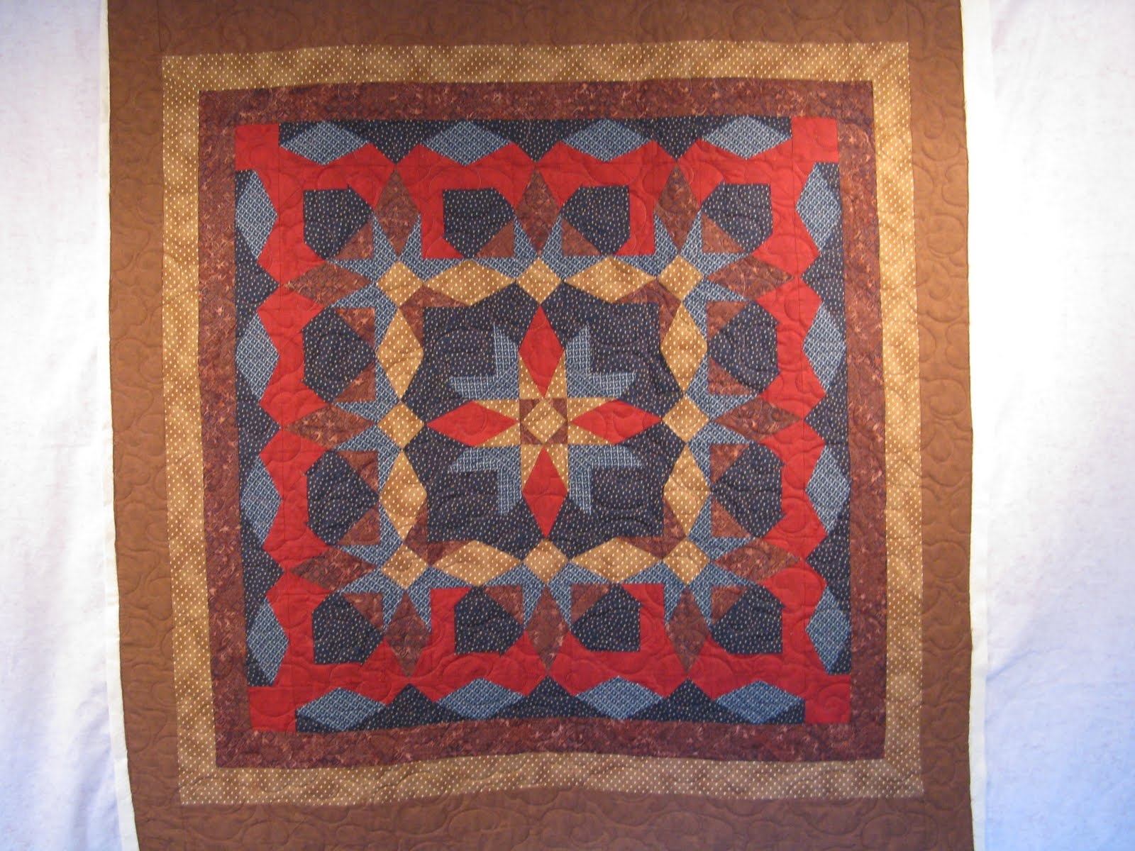 Country Garden Quiltworks: 50th Wedding Anniversary Quilts