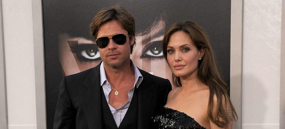 Casal Jolie-Pitt