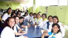 Clausura - chocolatada con niños Infancia 2009