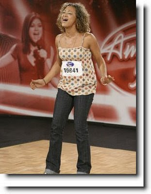 Asia'h Epperson, Asia'h American Idol