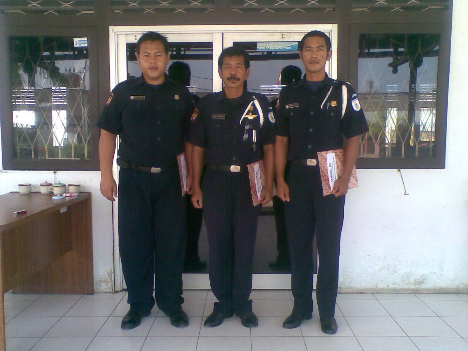 Foto Satpam