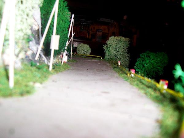 la corniche, conduite de nuit