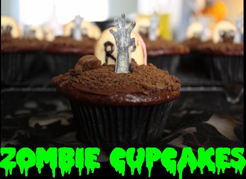 Easy Zombie Cake Ideas
