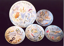 Hand Painted Ceramic Dishes