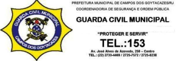 AVCM/GCM - Campos dos Goytacazes, RJ