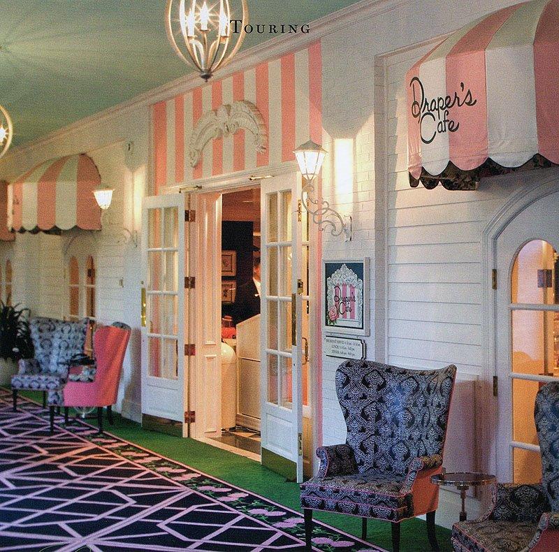 kelsey inspired designer spotlight a z dorothy draper. Black Bedroom Furniture Sets. Home Design Ideas