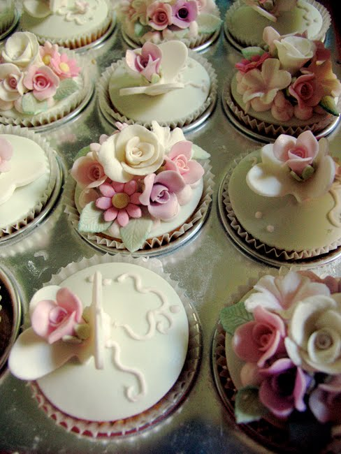 Beautiful Cupcake Images : The Prettiest Cupcakes