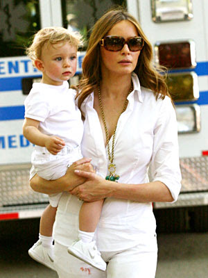 Lifestyle of the pregnant and fabulous: Style Icon ...