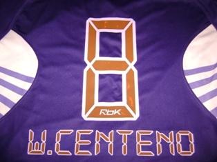 camiseta # 8...