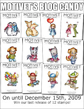 Motivet's Blog Candy