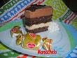 TARTA DE TOFFE Y CHOCOLATE