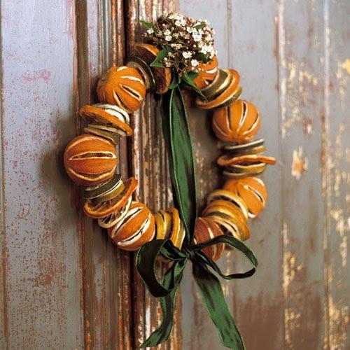 wreath1 Karácsonyi koszorú különlegességek