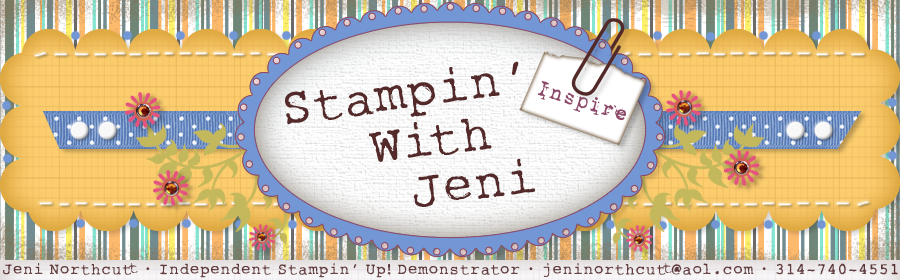 Stampin' with Jeni