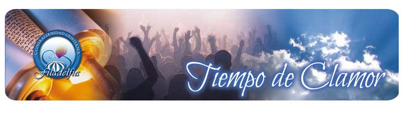 TIEMPO DE CLAMOR